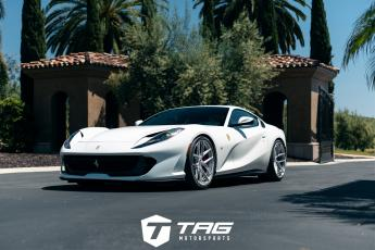 19' Ferrari 812 Superfast on HRE P101SC