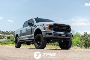 19' Ford F150 with Ready lift and XD Wheels