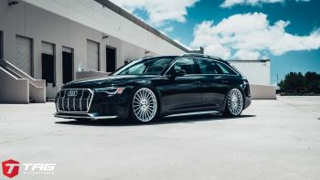 20' A6 Allroad on TSW Turbina Wheels