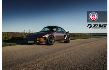 88' TURBO 930 ON HRE CLASSIC 303