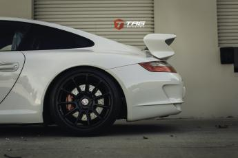 997 GT3 on HRE RC103 Wheels
