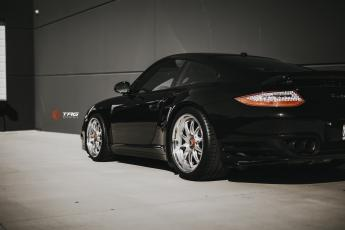 997.2 Turbo S on Forgeline Wheels