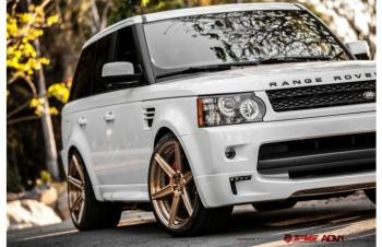 ADV RANGE ROVER SPORT SUPERCHARGED