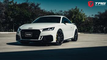 Audi TT RS on HRE Flowform FF10s