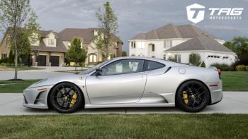430 Scuderia on HRE R101LW Wheels