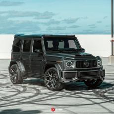 19' G63 Urban Widebody Project