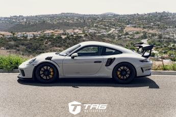 991 GT3 RS with TechArt Carbon Aero