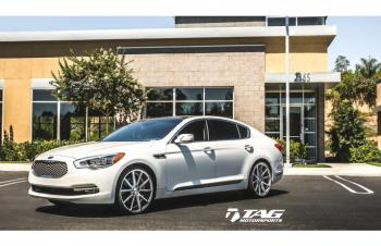 K900 ON VOSSEN VFS-1