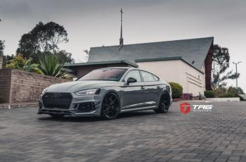 TAG MOTORSPORTS 2019 ABT RS5-R ON VOSSEN HF-5 HYBRID FORGED