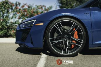 20' R8 Spyder with TAG Painted Calipers
