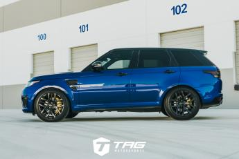 SVR Lowered with TAG Blackout Package