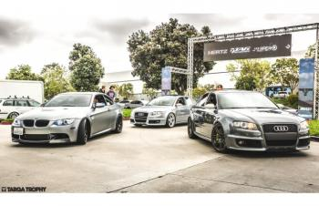 Targa Trophy - Experience SD 2014