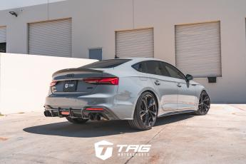 B9.5 S5 Sportback with Karbel and AWE Exhaust