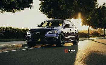 16' SQ5 ON HRE CLASSIC 300