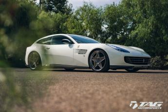 TAG GTC4 Lusso on HRE 505M
