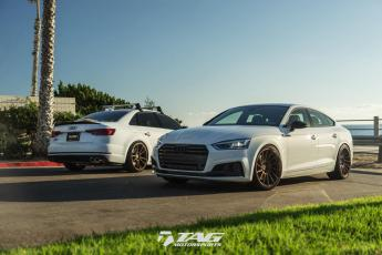 18' B9 S4 & S5 on HRE FF04 & RS309M