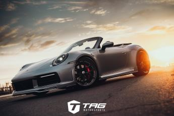 TAG TechArt 992 on HRE S101SC FMR Wheels