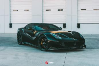 F12 TDF on HRE P104SC