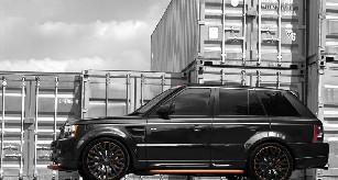 Re-Defining Class: Kahn Range Rover