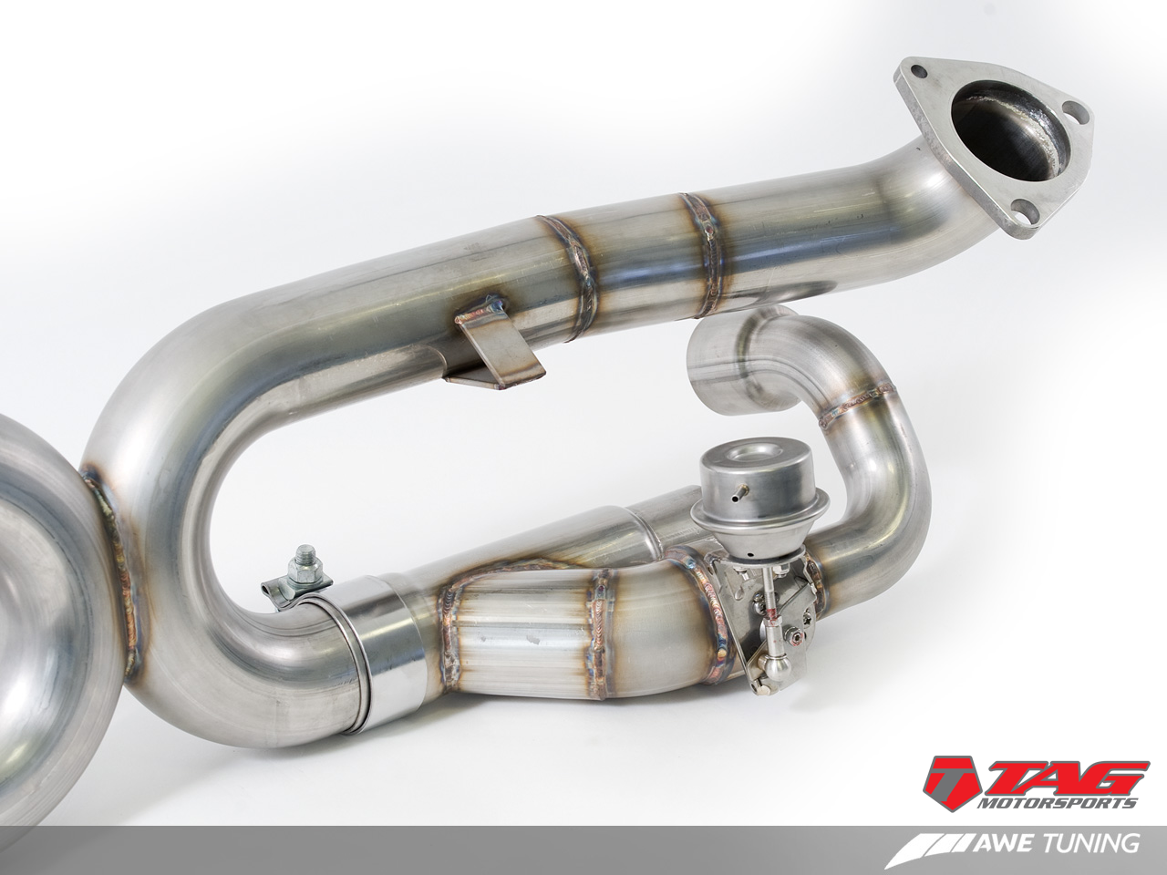 AWE Tuning Porsche 991 SwitchPath Exhaust