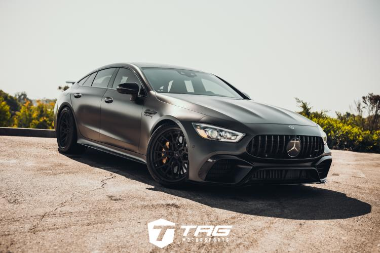A BEAST COURTESY OF BRABUS - AMG GT63 WITH BRABUS 800 UPGRADE!
