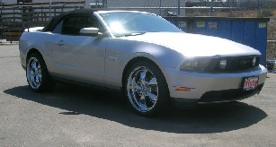 TAG Completes 2010 Ford Mustang GT