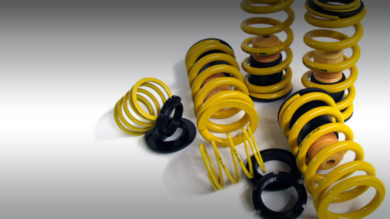 WE HAVE LIMITED SETS OF NOVITEC SPRINGS IN STOCK! (RARE)