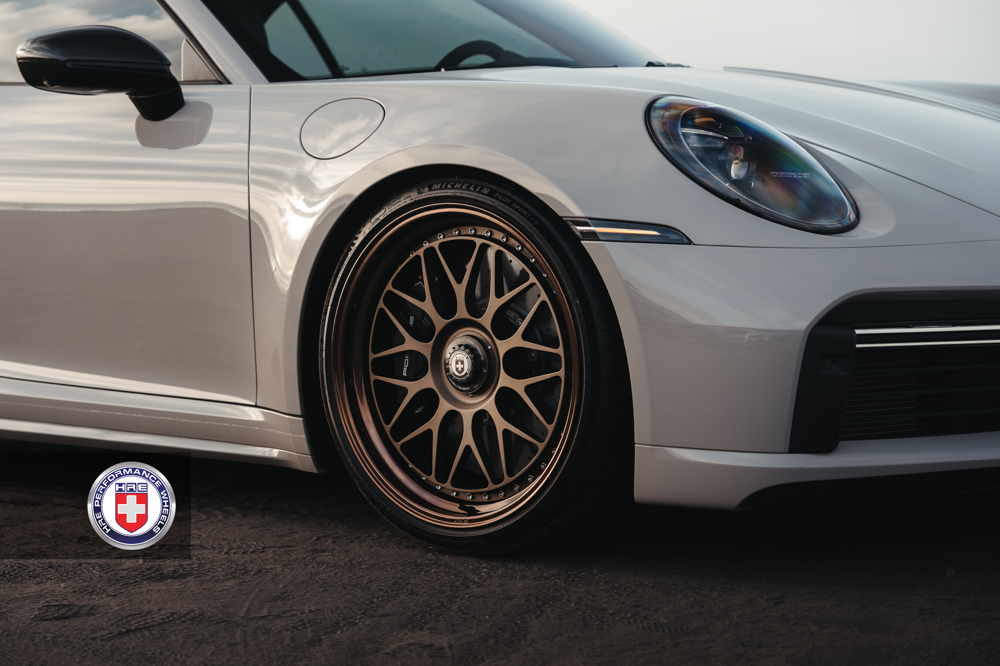 HRE WHEELS - NEW FMR FOR VINTAGE, CLASSIC, AND 540 WHEEL COLLECTIONS