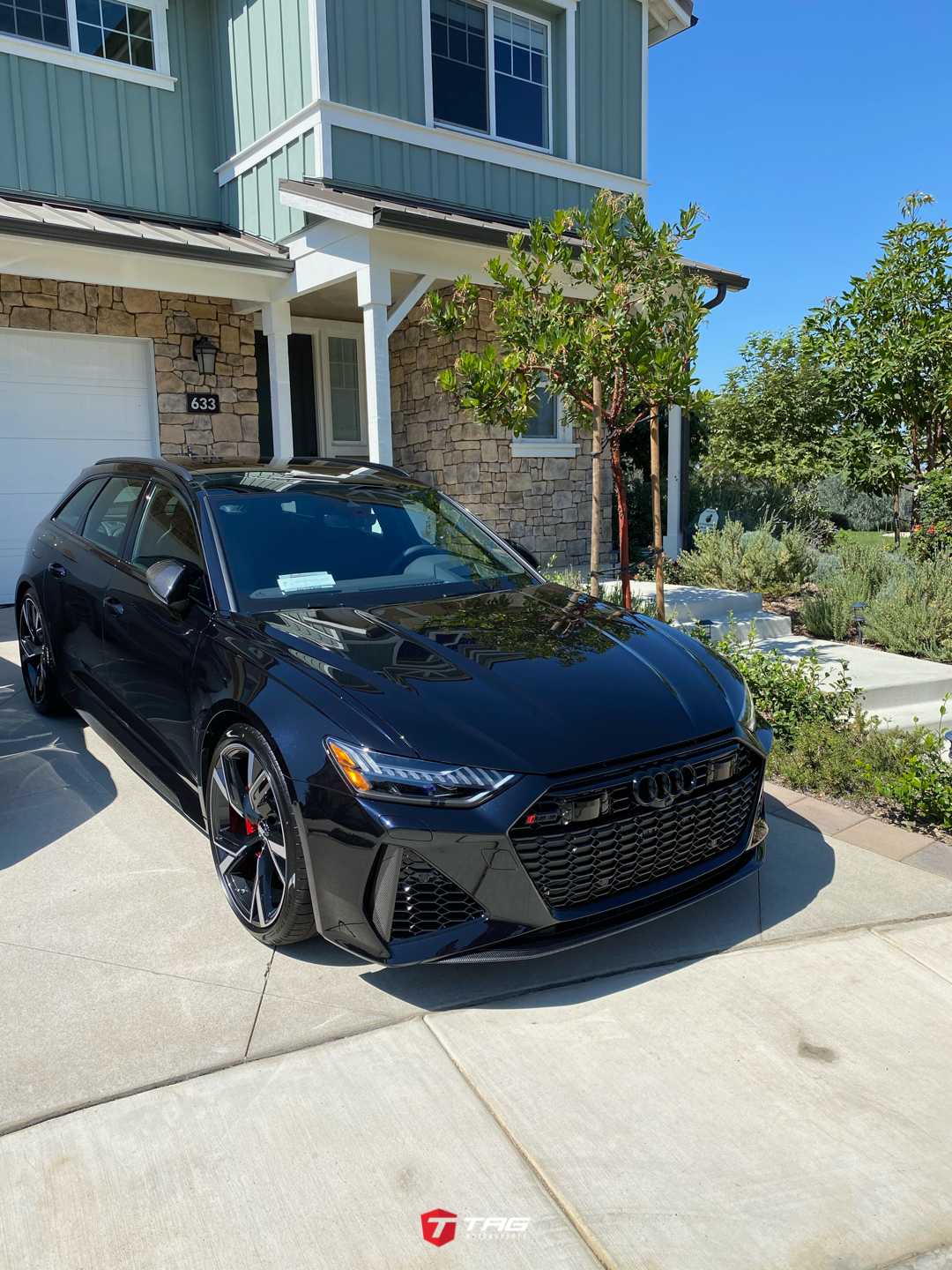 NEW PROJECT ALERT: WELCOME HOME TAG'S PROJECT RS6 - 1 of 2 ...