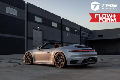 WHEEL WEDNESDAY - HRE FLOWFORMS FOR YOUR PORSCHE 992 CARRERA? ABSOLUTELY!