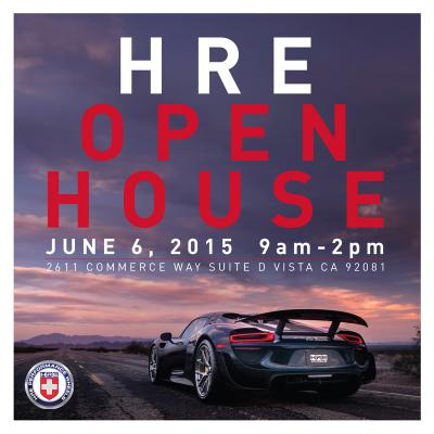 HRE Open House 2015