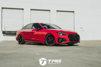 2021 S4 WITH BBS, 034 MOTORSPORTS, AWE TUNING, AND MORE