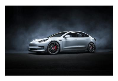 Vorsteiner Volta Aero Program for the Tesla Model 3