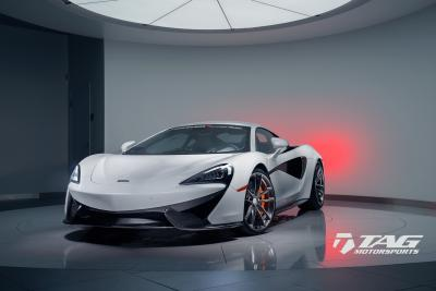 McLaren 570S on HRE Wheels? Why not!