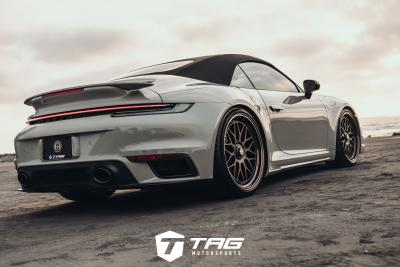 OUR TECHART 992 TURBO PROJECT MODELS FOR HRE WHEELS - CLASSIC 300 CONTENT