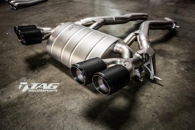 FULL Akrapovic M4/M3 systems are IN STOCK!