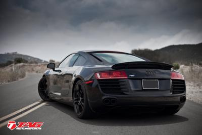 Audi R8 // The Darkness