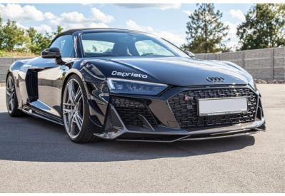 CAPRISTO AERO UPGRADES FOR THE 2020 AUDI R8