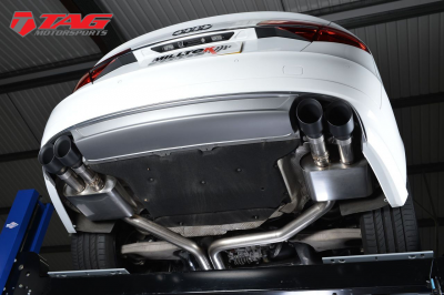 Milltek Audi S8 4.0T Exhaust