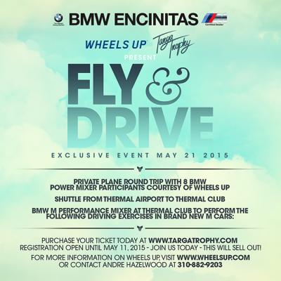 BMW Encinitas Fly & Drive Event