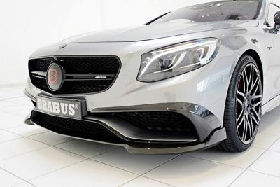 BRABUS 850 Horsepower for S63 Coupe!