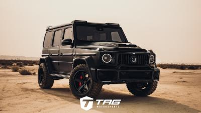 A G63 LIKE NO OTHER - BRABUS WIDESTAR G700 BUILD BY TAG