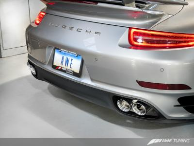 AWE Tuning 991 Turbo and TurboS Exhaust is HERE!