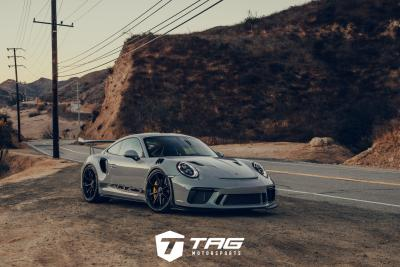 CREATING ART IN MOTION. THE TAG MOTORSPORTS GT3RS GETS SOME UPDATES