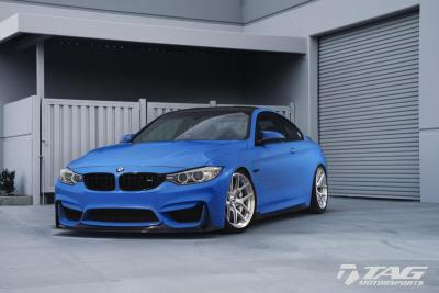 Farewell To An Old Friend - Targa Trophy Yas Marina Blue M4