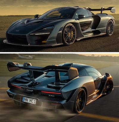 INTRODUCING THE NOVITEC SENNA PROGRAM!