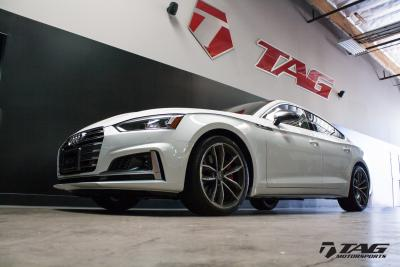 TAG 2018 Audi S5 Sportback is HERE!