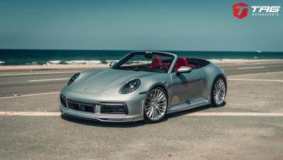 The TechArt 992 Project by TAG Motorsports