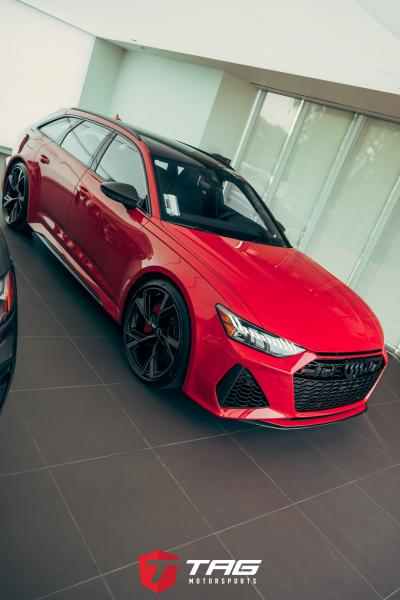Let's do it again! TANGO RED 2021 RS6 PROJECT... #2 of 2