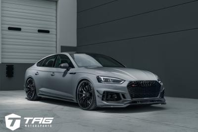 American Dream | TAG Motorsports x ABT RS5-R World Debut